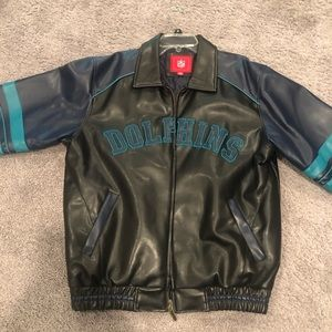 Vintage Dolphins Bomber.